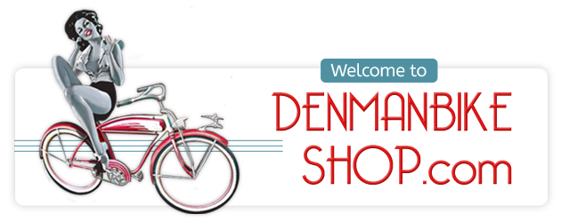 Welcome to DenmanBikeShop